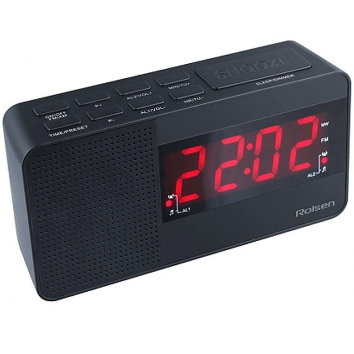 Радиочасы Rolsen CR-210