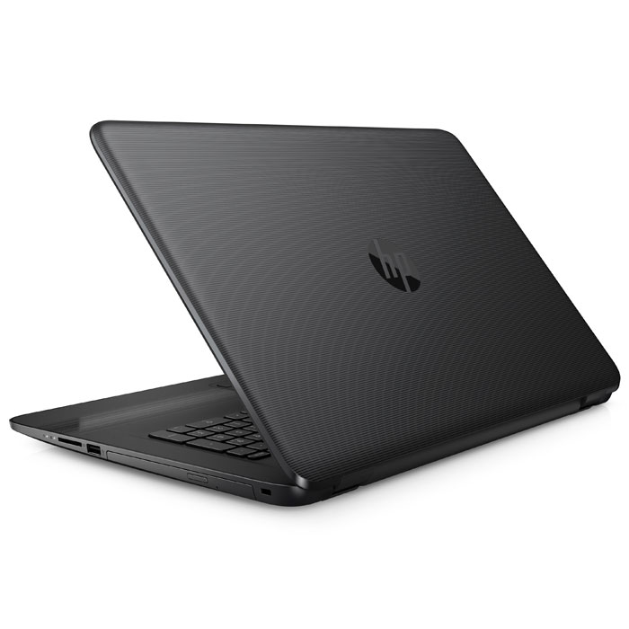 Ноутбук 17.3″ HP 17-y004ur AMD E2-7110/4Gb/500Gb/17.3″/DVD/DOS черный ( W7Y98EA )