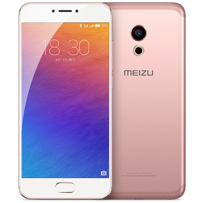 Смартфон Meizu Pro 6 64Gb Rose Gold/White