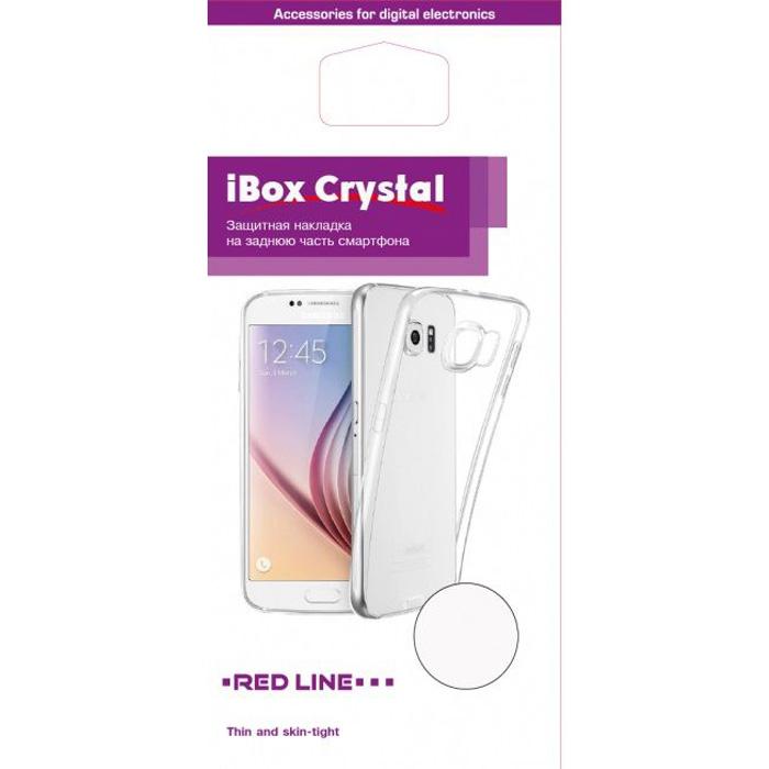 Чехол iBox Crystal для Galaxy A5 (2017) SM-A520F, прозрачный