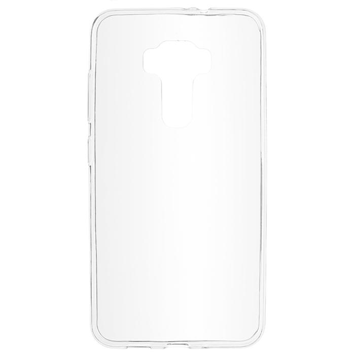 Чехол skinBOX slim silicone для Asus ZenFone 3 ZE552KL прозрачный