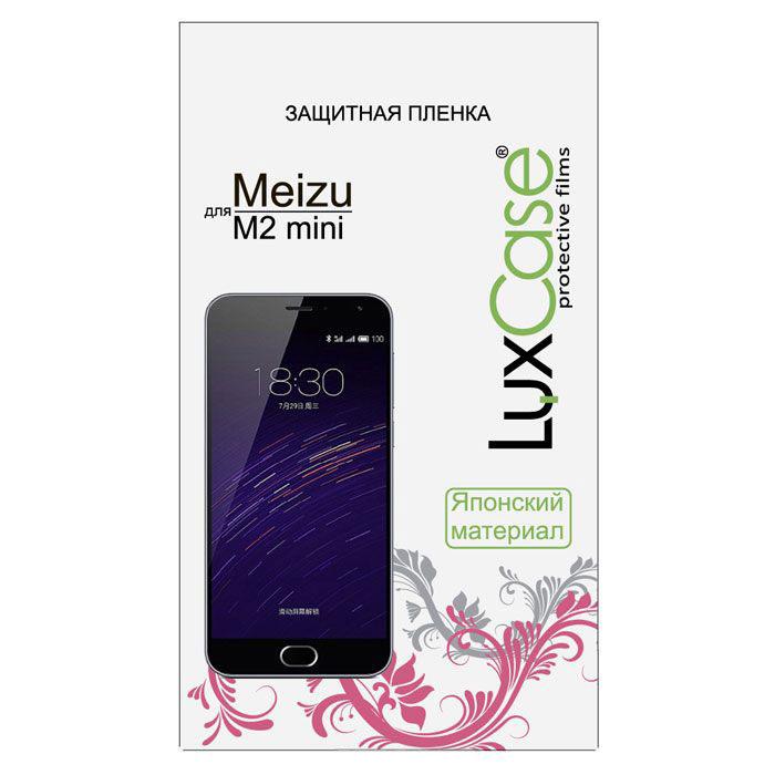 Защитная плёнка для Meizu M2 mini LuxCase Антибликовая