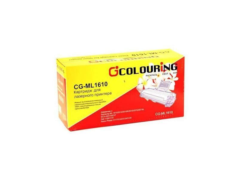 Картридж Colouring CG-ML-1610