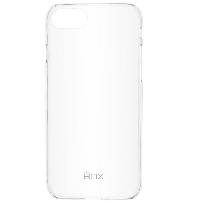 Чехол skinBOX Crystal 4People для iPhone 7, прозрачный