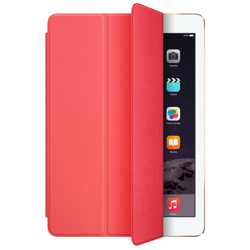 Чехол для iPad 9.7/Air/Air 2 Apple Smart Cover Pink MGXK2ZM/A