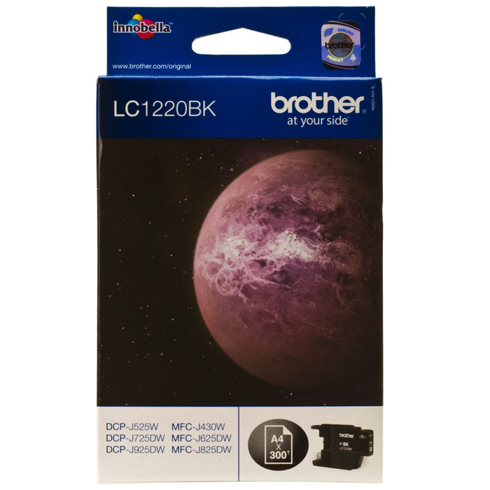Картридж Brother LC-1220BK Black