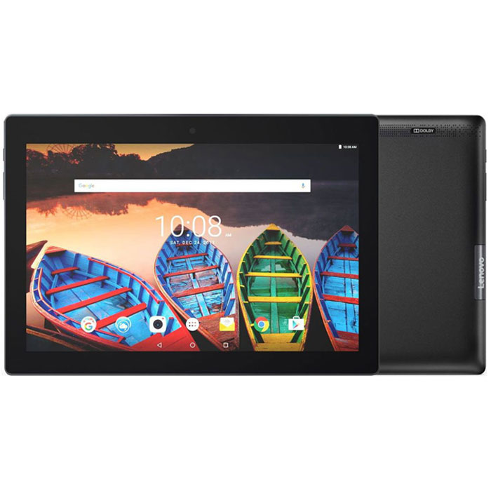 Планшетный компьютер 10″ Lenovo Tab 3 TB3-X70L 16Gb LTE черный