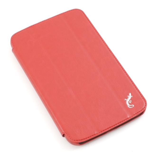 Чехол G-case Slim Premium для Samsung Galaxy Tab3 7.0 красный