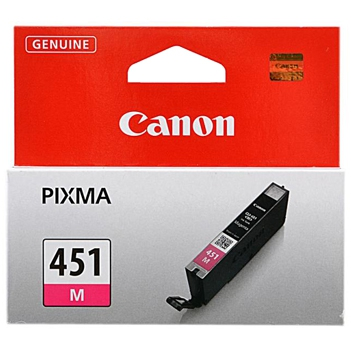 Картридж Canon CLI-451M Magenta