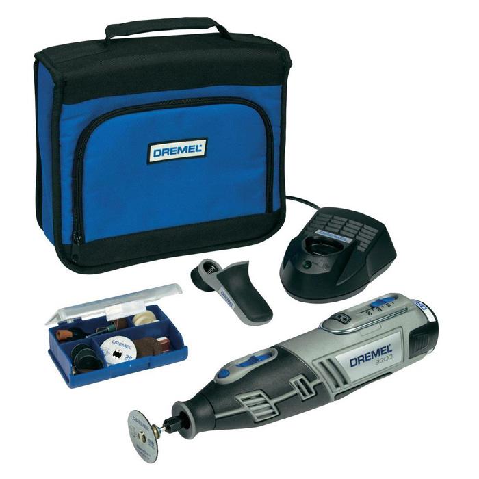 Аккумуляторный многофункциональный инструмент Dremel 8200-1/35 F0138200JG