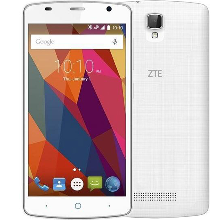 Смартфон ZTE Blade L5 3G белый