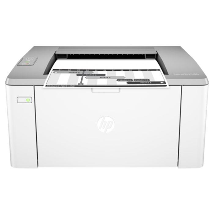 Принтер HP LaserJet Ultra M106w G3Q39A А4 ч/б