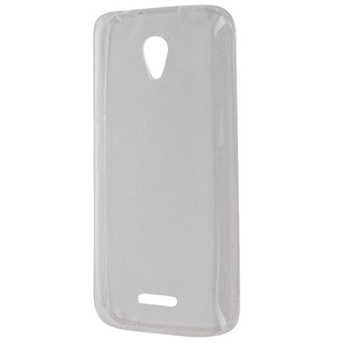 Чехол SkinBox Slim Silicone case для Lenovo Vibe A Plus (A1010A20) прозрачный