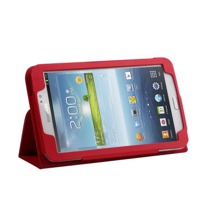 Чехол IT BAGGAGE для Samsung Galaxy Tab A 7 SM-T280SM-T285, красный