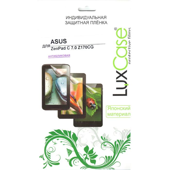 Защитная плёнка Luxcase для Asus ZenPad C 7.0 Z170CG, Антибликовая