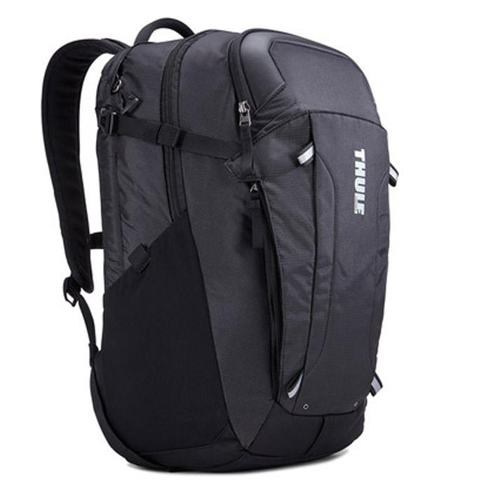 Рюкзак 15.6″ THULE EnRoute 2 Blur, для Macbook Pro с отделением для iPad, ( TEBD-217K ), ударозащищенный, черный