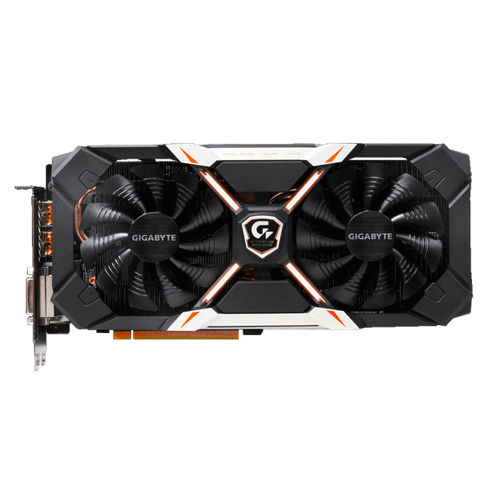 Видеокарта PCI-E GIGABYTE GeForce GTX 1060 6144Mb, Xtreme Gaming 6G GV-N1060XTREME-6GD 6144Mb GDDR5X Ret