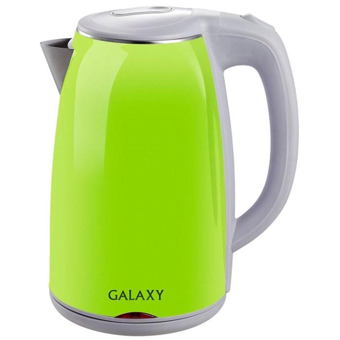 Чайник Galaxy GL 0307 зеленый