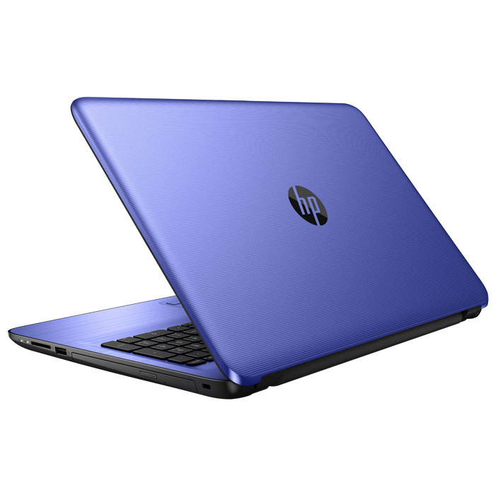 Ноутбук 15,6″ HP 15-ba504ur AMD E2-7110/4Gb/500Gb/15.6″/Win10 синий ( X5D88EA )