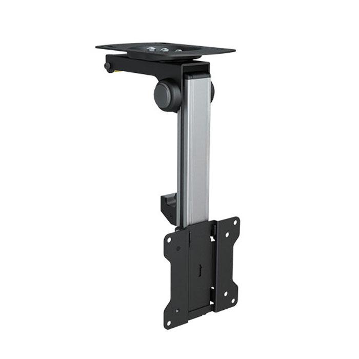Кронштейн для ТВ ARM Media LCD-801 потолочный Vesa до 100×100 10-27′ max 20кг silver