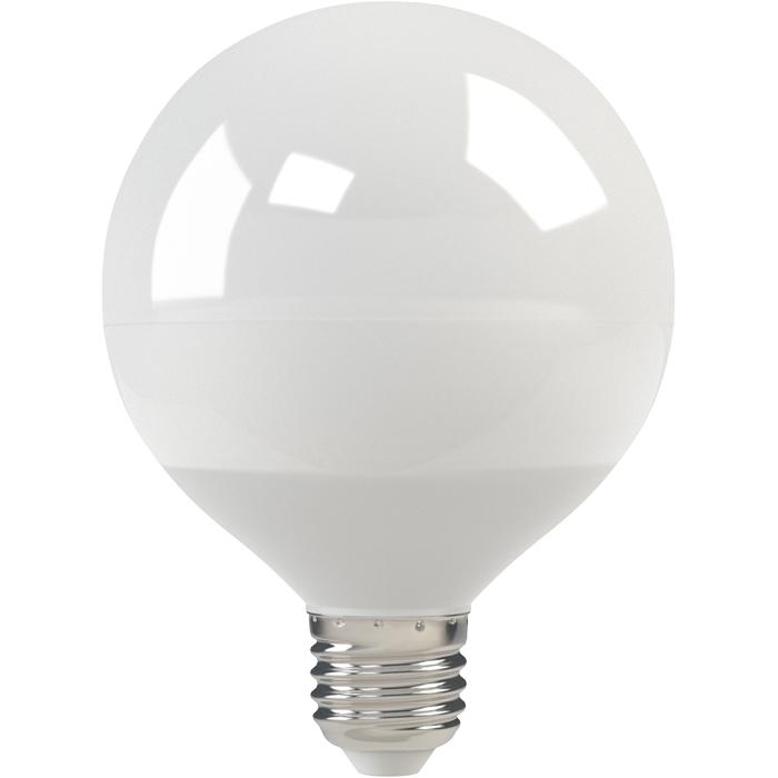 Светодиодная LED лампа X-flash Globe G95 E27 13W 220V белый свет