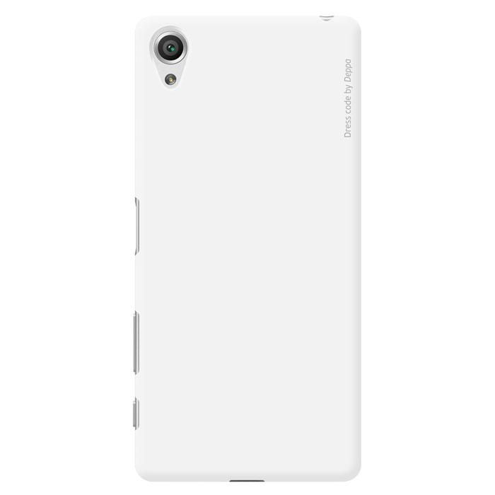 Чехол Deppa Air Case для Sony F3111/F3112 Xperia XA, белый