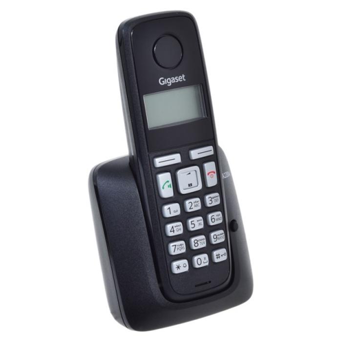 Телефон Gigaset A120A black