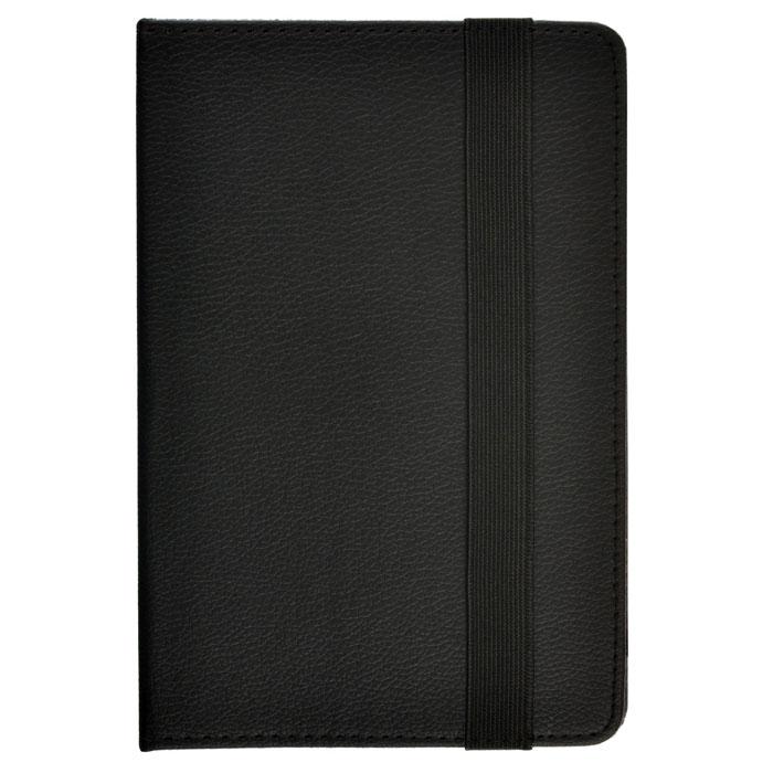 Универсальный чехол 7″ SkinBox ProShield Universal, черный, металлические крепления