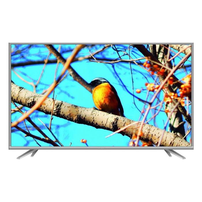 Телевизор ЖК 32″ Erisson 32LEA17T2S серебристый