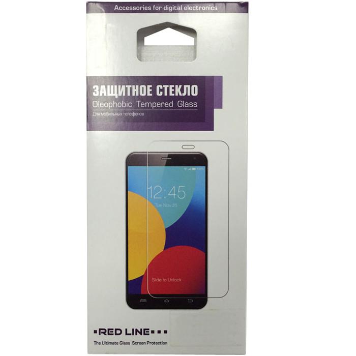 Защитное стекло Red line для Meizu U10