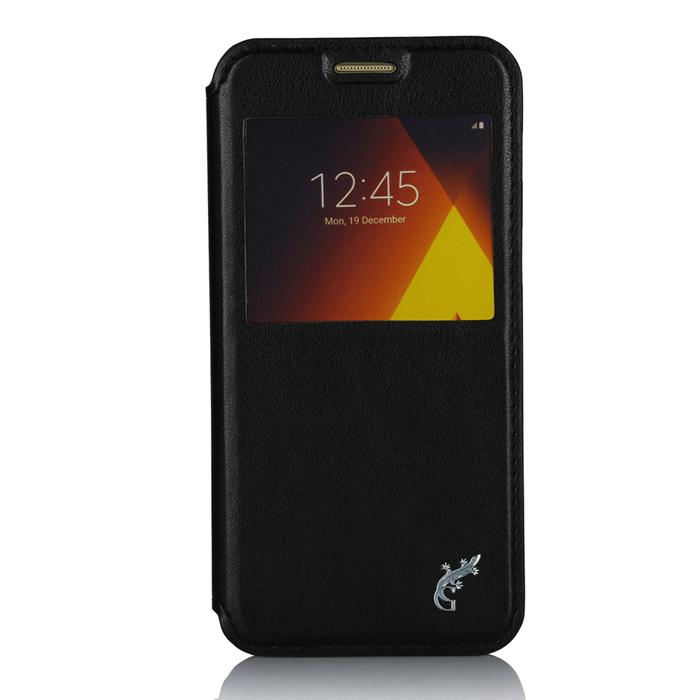 Чехол G-Case Slim Premium для Samsung Galaxy A3 (2017) SM-A320F, черный