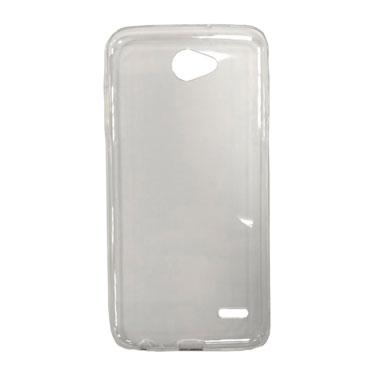 Чехол Gecko Силиконовая накладка для LG X Power 2 M320 прозрачная