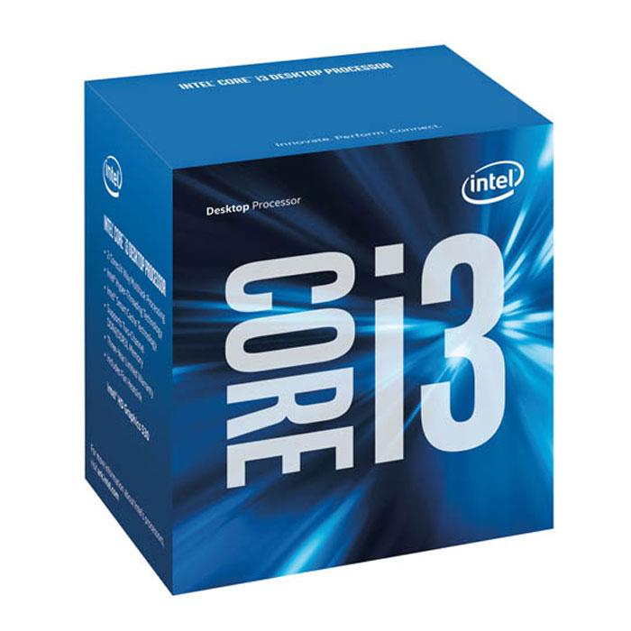 Процессор LGA 1151 Intel Core i3 6100 Skylake 3.7GHz, 3Mb ( i3-6100 ) Box