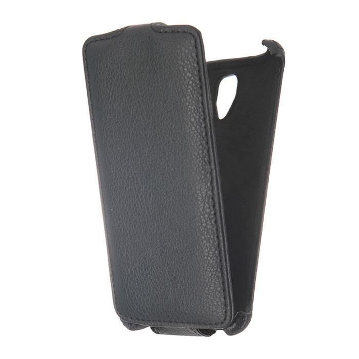 Чехол Gecko Flip-case для Lenovo A2010 черный