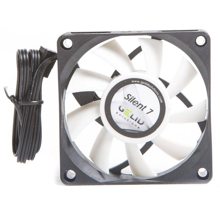 Вентилятор 070мм Gelid Silent 7 2200 об/мин ( FN-SX07-22 )