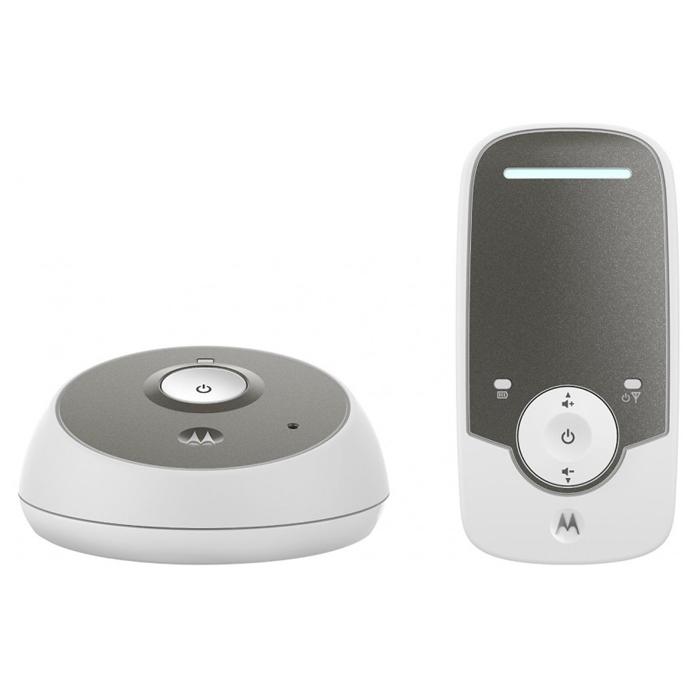 Радионяня Motorola MBP160 цвет белый