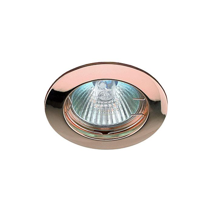 Светильник ЭРА C0043824 KL1 SC MR16 12V/220V 50W медь, литой