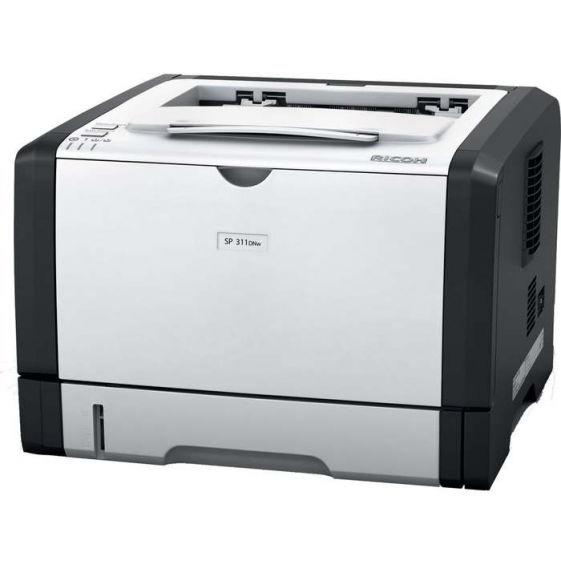 Принтер Ricoh Aficio SP 311DNw лазерный 407253