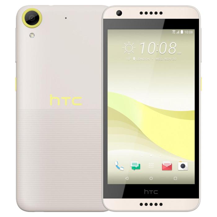 Смартфон HTC Desire 650 Lime Light
