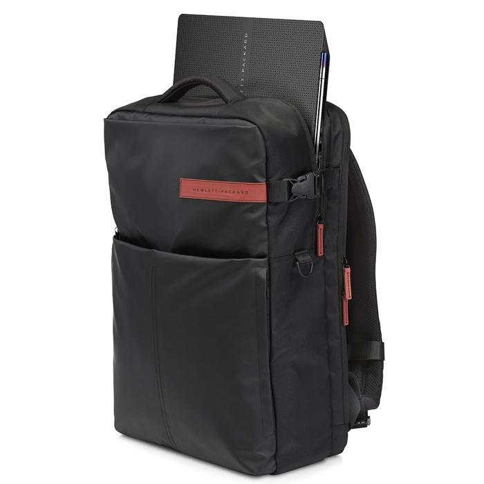 Рюкзак для ноутбука 17.3″ HP Omen Gaming Backpack ( K5Q03AA#ABB ), черный, нейлоновый
