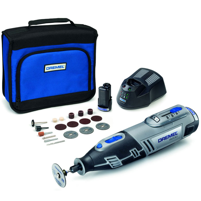 Аккумуляторный многофункциональный инструмент Dremel 8200-20 F0138200JM