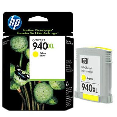 Картридж HP C4909AE №940XL Yellow