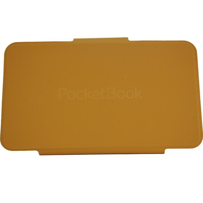 Обложка для Pocketbook U7 Pocketbook Vigo World кожзам оранжевый