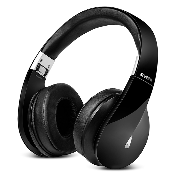 Гарнитура SVEN AP-B570MV Bluetooth черно-белая