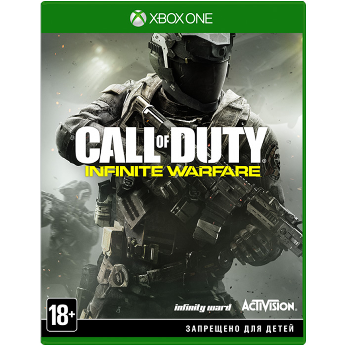 Call of Duty: Infinite Warfare [Xbox One, русская версия]
