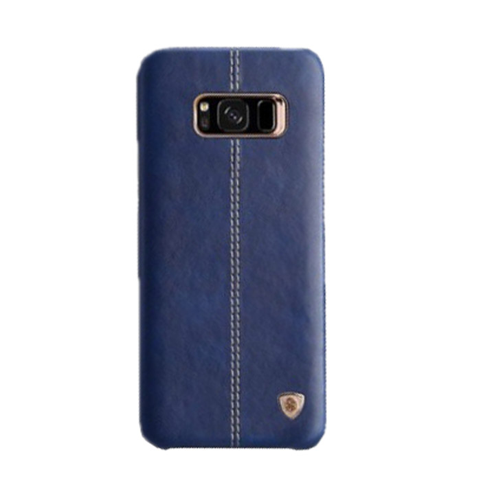 Чехол Nillkin Englon Leather Cover для Samsung Galaxy S8+ SM-G955, синий