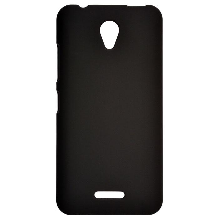 Чехол SkinBox 4People Shield case для Lenovo Vibe A Plus (A1010A20) черный