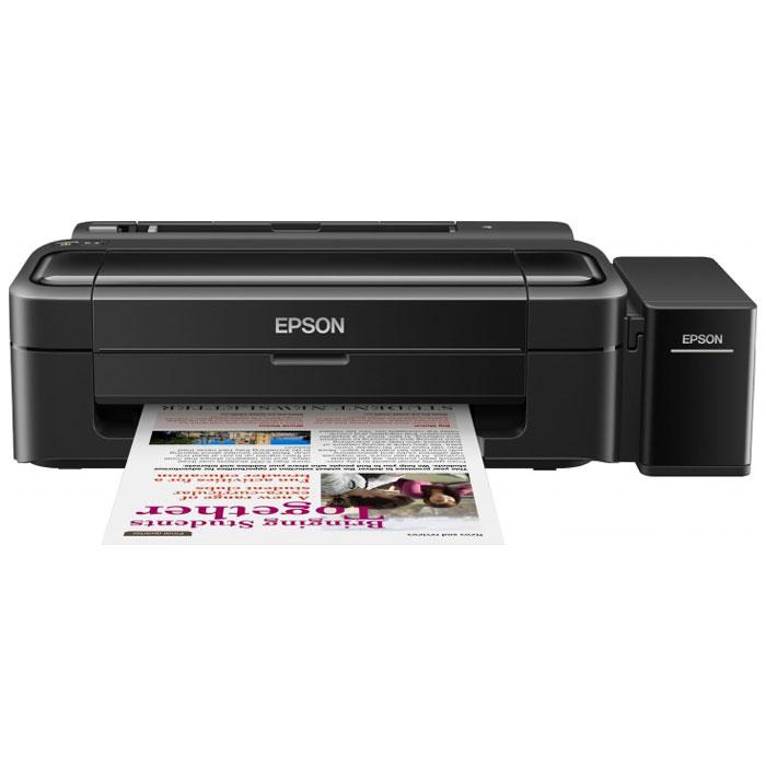 Принтер Epson L132 струйный с Снпч