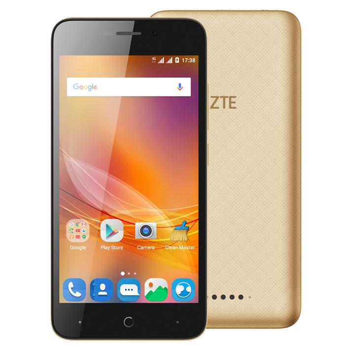 Смартфон ZTE Blade A601 Gold