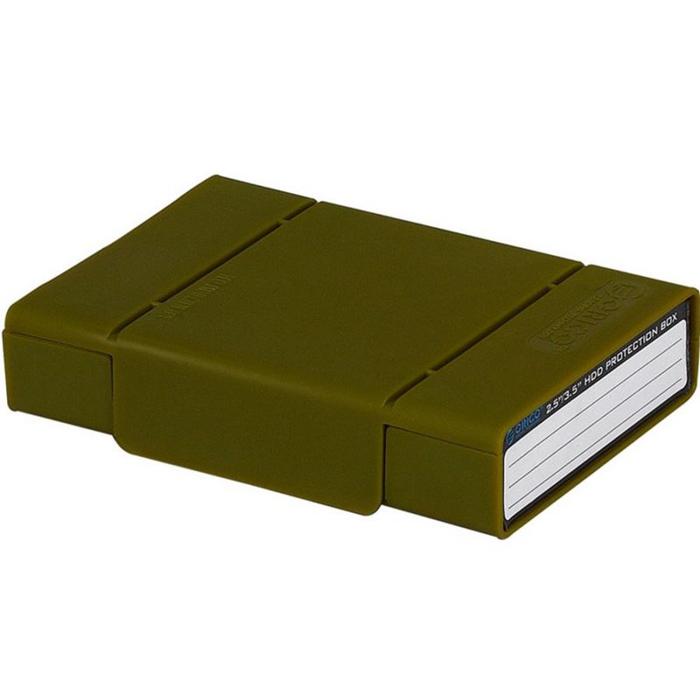 Чехол Orico PHB-35 для жесткого диска 3.5″ зеленый